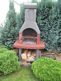 gartenkamin grill edelstahl beton bausatz naturstein gusseisen, Gartenarbeit ideen